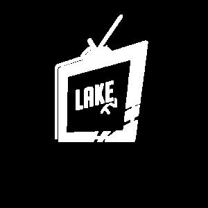Lake TV White